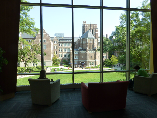 Emmanuel lounge and quad